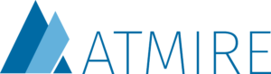 Atmire Logotype, linking to DSpace 7 webpage
