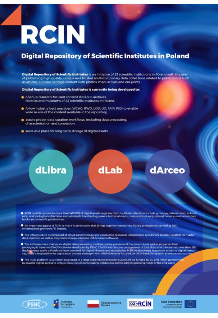 RCIN poster